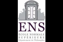 Under de Auspices of ENS Philosophie